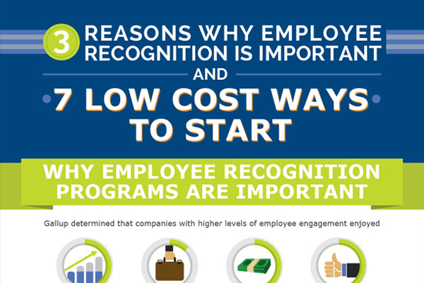 [Infographic] 3 Reasons Why Employee Recognition Is Important