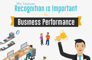 [Infographic] Why Employee Recognition is Important for Business Performance