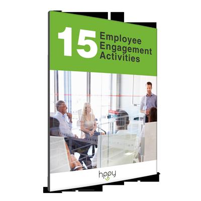 15 Employee Engagement Activities eBook