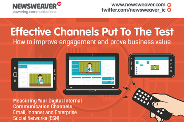 [Infographic] Effective Employee Communication Channels