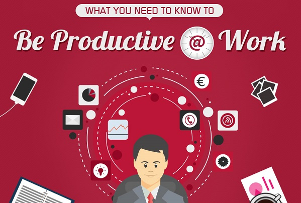 [Infographic] What You Need to Know to Be Productive at Work