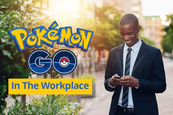 Pokémon Go In The Workplace – Fostering Engagement Or Turnover?
