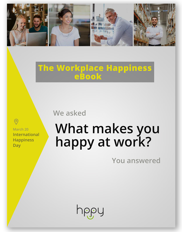 The Workplace Happiness eBook | What drives engagement?