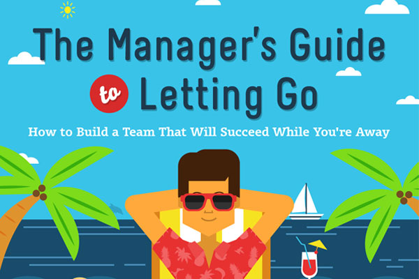 [Infographic] The Manager's Guide to Letting Go