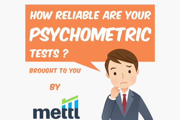 [Infographic] How reliable are your Psychometric Tests?