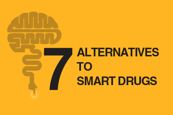 Are These 7 Alternatives To  Smart Drugs Any Better for Productivity?