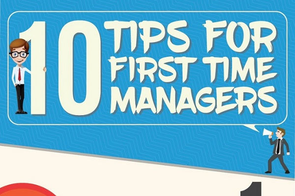 [Infographic] 10 Tips to Become a Successful Manager