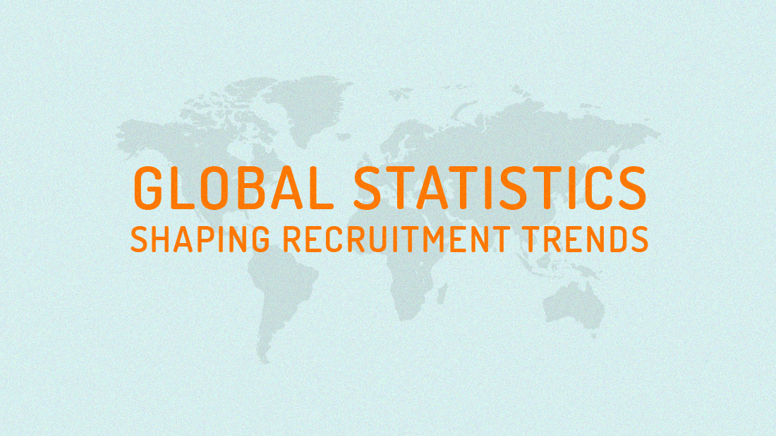 [Infographic] Global Statistics Shaping Recruitment Introduction