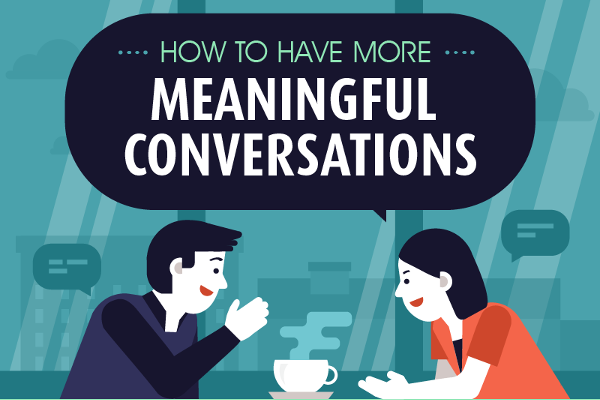 [Infographic] How To Have More Productive Conversations At Work