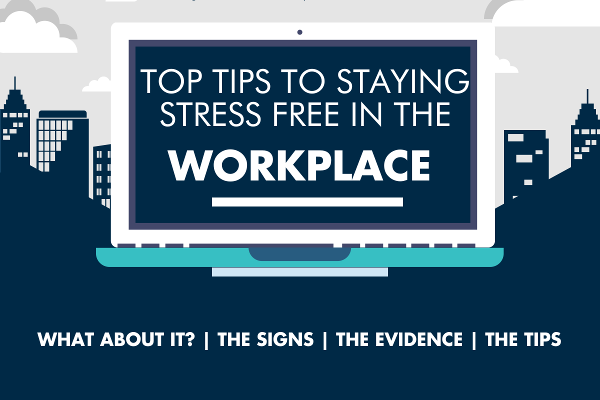 [Infographic] Work-Related Stress Can Kill You; How to Manage it?