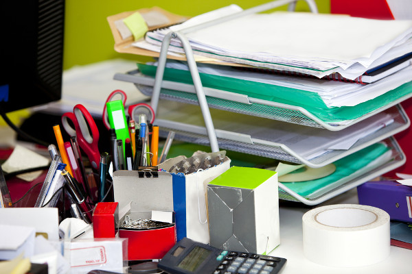 Untidiness – The Main Contributor To Unproductivity In The Workplace