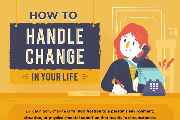 如何应对生活中的变化