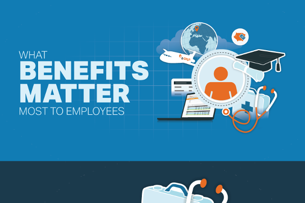 [Infographic] What Benefits Matter Most to Employees?