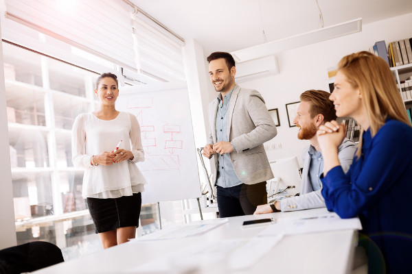 4 Ideas You Never Thought Of For Training New Employees
