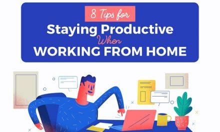 如何在家工作时快乐和富有成效
