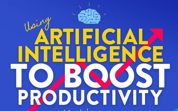 Working Smarter, Not Harder: Using AI to Boost Productivity