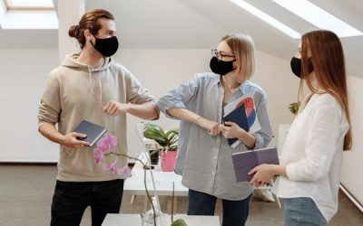 How to Implement a Hybrid Workplace Model During Covid 19 Pandemic